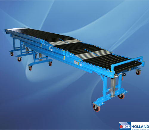Photos Telescopic Roller Conveyors Bck Holland B V